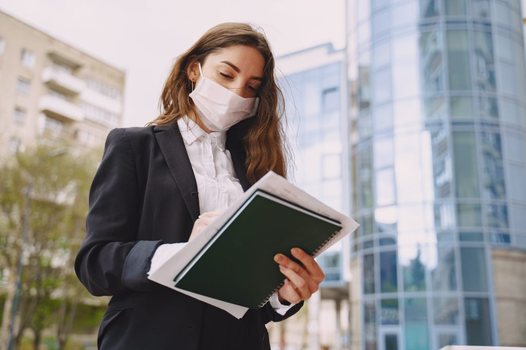 Companies resuming offices in the middle of a pandemic