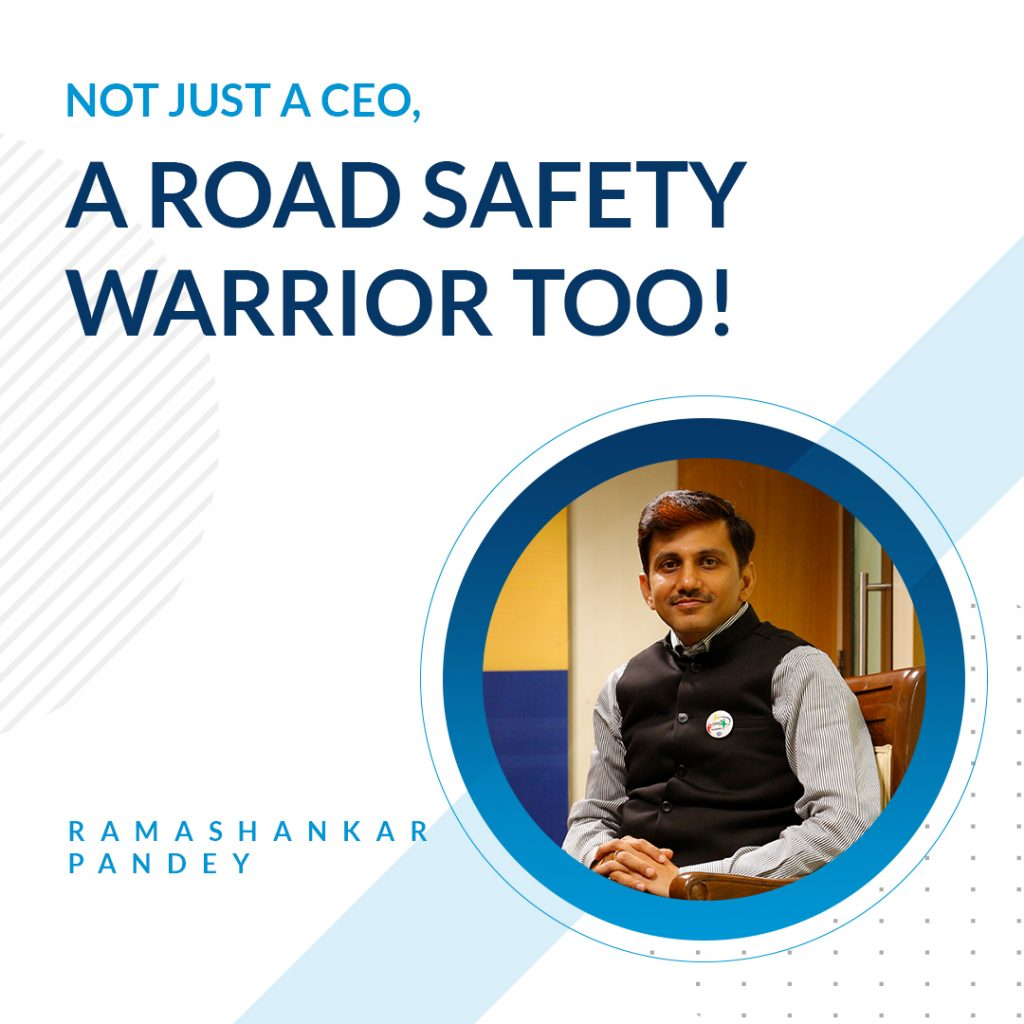 Say YES to Technology, for a Seamless Journey of our Driver Brothers! – Mr. Rama Shankar Pandey